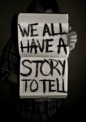 memoir writing: we all have a story to tell