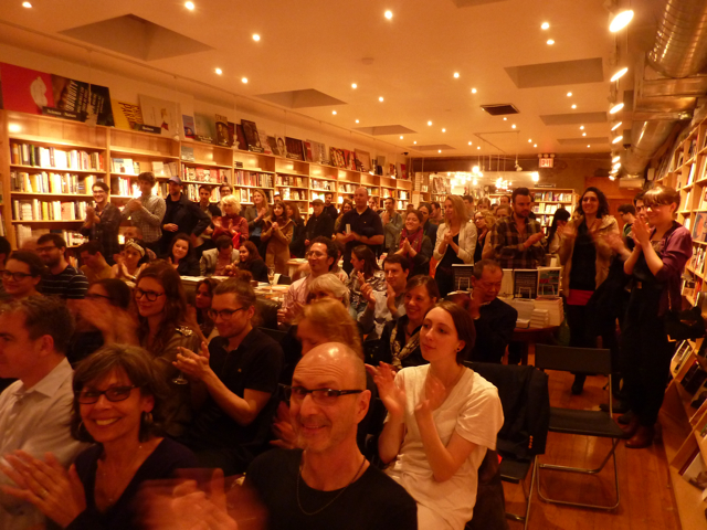 FB - Crowd at BookCourt